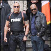 Samuel L. Jackson et Dwayne Johnson... deux flics délirants aux côtés d'Eva Mendes !