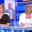 """La voyante de Carla Moreau, Danaé, explique avoir rendu des services pour d'autres candidats des """"Marseillais"""" - Touche pas à mon poste, C8"""