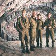 Richard Dean Anderson, Michael Shanks, Amanda Tapping et Christopher Judge étaient les héros de la série Stargate SG-1.