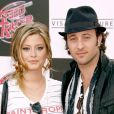 Alex O'Loughlin et Holly Valance à la première du film Speed Racer à Los Angeles.