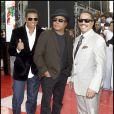 Tito, Jackie et Marlon Jackson à l'avant-première de This is it à Los Angeles, le 27 octobre 2009 !