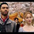 """Images de la nouvelle série """"La Chronique des Bridgerton"""" diffusée actuellement sur Netflix. Le 4 janvier 2020"""