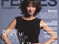 Sophie Marceau : ''Ce que vous voyez dans la presse people, les célébrités ont bien voulu le montrer !''