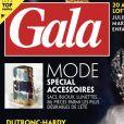 "Magazine ""Gala"", en kiosques jeudi 25 mars 2021."