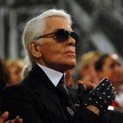 Découvrez Karl Lagerfeld... comme vous ne l'avez jamais vu !