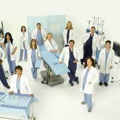 Quand une jolie blonde débarque dans Grey's Anatomy, Eric Dane... ne s'en remet pas !