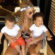 Beyoncé a posté de nouvelles (et rares !) photos de ses enfants sur Instagram.