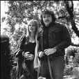 Patrick Dewaere et Miou-Miou au Festival de Cannes en 1974.
