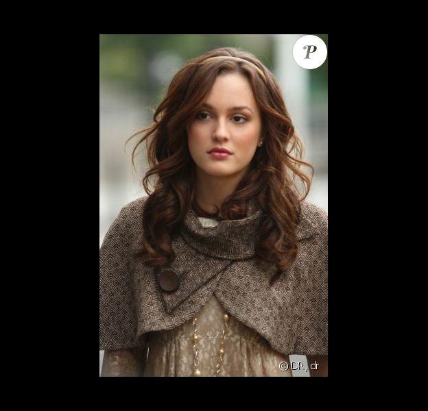 L'actrice américaine Leighton Meester
