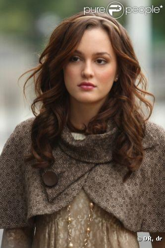 L'actrice américaine Leighton Meester