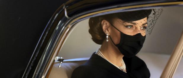 Kate Middleton distinguée aux obsèques du prince Philip : un look presque 100% recyclé