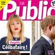 """Couverture du nouveau numéro du magazine """"Public"""" paru le 23 avril 2021"""