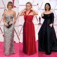 Margot Robbie, Reese Witherspoon et Laura Pausini : trois des stars les mieux habillées de la 93e édition des Oscars !