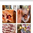 Alicia Aylies fête ses 23 ans, le 25 avril 2021 sur Instagram.