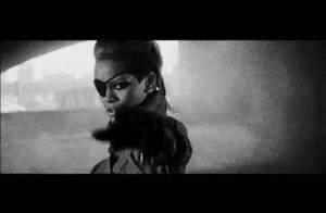 Rihanna, hypnotique dans le clip de Wait your turn... Ça valait la peine d'attendre !