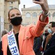 Amandine Petit, Miss Normandie 2020 et Miss France 2021 - © Stéphane Lemouton/Bestimage