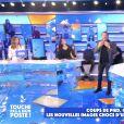 """Benjamin Castaldi s'emporte dans """"Touche pas à mon poste"""" contre une activiste pour la protection animale - C8"""