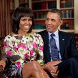 Info - Le couple Clooney reçoit les Obama dans sa villa en Italie - Les interventions televisees de Michelle Obama sur les chaines Americaines