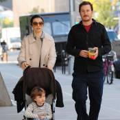 EXCLU : La jolie Rachel Weisz et son brillant Darren Aronofsky vous présentent... leur fils !