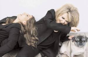 Mathilde Seigner et Nathalie Rheims : deux femmes complices et... sans tabous !