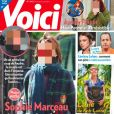 """Gwendoline Hamon dans le magazine """"Voici"""" du 13 mai 2021."""