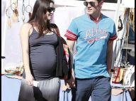 Johnny Knoxville de Jackass : Une balade en attendant bébé... avec sa fiancée très enceinte !