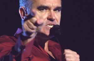 Morrissey : La série noire continue... Il quitte la scène en plein concert !