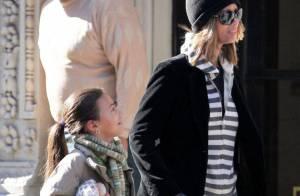 Iman Bowie entre dans la compétition avec sa superbe fille ! Claudia va trembler...
