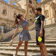 Antonin Portal (Les Marseillais) en couple avec l'ancienne Miss Prestige Barbara Mermoz - Instagram