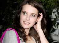 La charmante Emma Roberts, nièce de Julia... tellement mimi malgré son gros sac horrible !