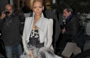 Rihanna : Plus lookée que jamais, elle débarque à Paris et... charme tout le monde !
