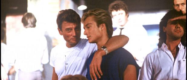 Johnny Hallyday : Photo symbolique et tendre clin d'oeil de David pour ses 78 ans