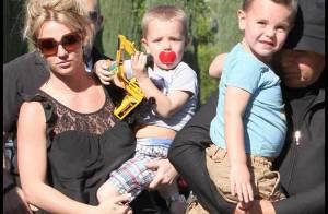Britney Spears : ses adorables fils l'ont rejoint en Australie et l'aident à vivre la tourmente !