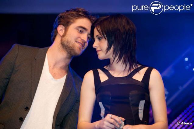 Kristen Stewart et Robert Pattinson Dating 2009 rencontre des profils drôles de site Web