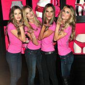 Victoria's Secret : Regardez Doutzen Kroes, Heidi Klum superbe et les plus beaux anges faire... chavirer New York !