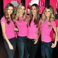 Les anges de Victoria's Secret toujours aussi sublimes. Le 18/11/09 à New York