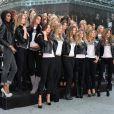 Les anges de Victoria's Secret ont fait sensation à New York le 18/11/09