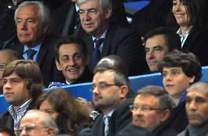 Regardez Nicolas Sarkozy, Zizou, Pierre Richard, Rama Yade, Cécile de Ménibus... tous derrière les Bleus !