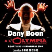 Dany Boon a fait crouler de rire L'Olympia !