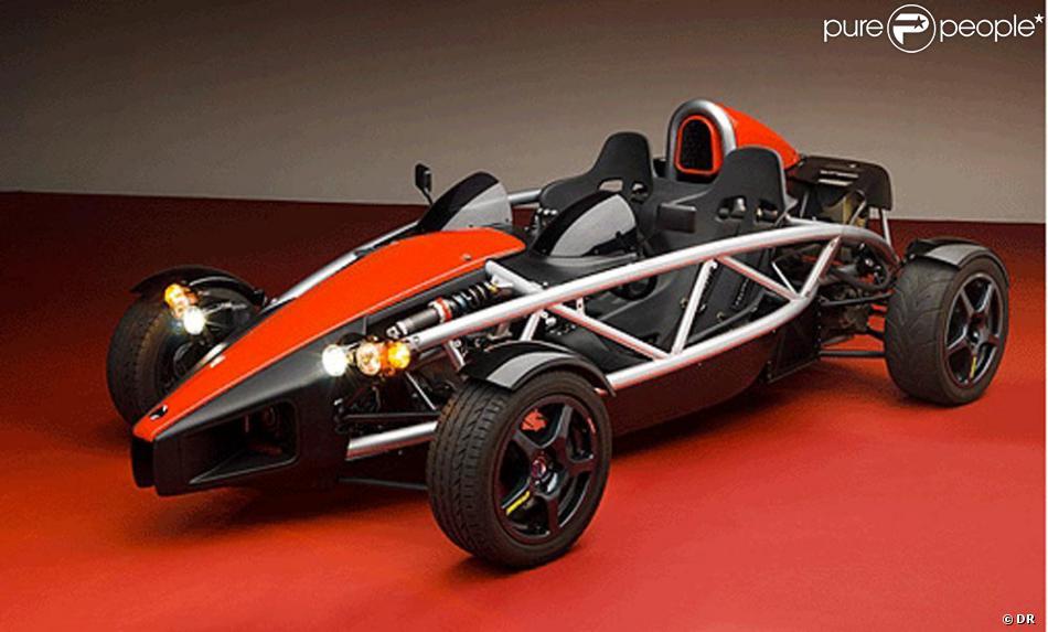 La voiture le roadster ariel atom purepeople - Voiture ariel atom ...