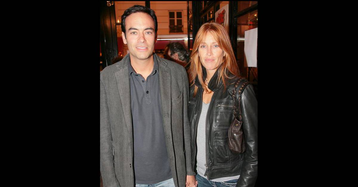 Anthony delon et sa femme sophie - Sophie jovillard et sa compagne ...