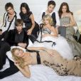 Le casting détonnant de la série la plus en vogue,  Gossip Girl
