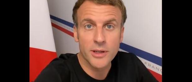 Emmanuel Macron en look décontracté : en vacances, le président publie une inattendue vidéo