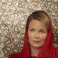 La Princesse Mathilde et son époux ont visité le mausolée Mohammed VI au Maroc le 24/11/09