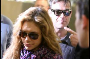 Robbie Williams : Ecoutez, il demande sa compagne... en mariage !