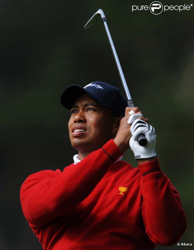Tiger Woods a été victime d'un grave accident de voiture dans la nuit du 26 au 27 novembre 2009.