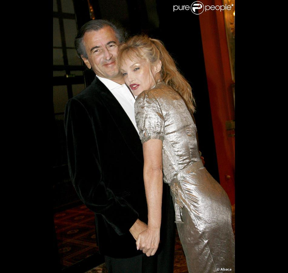 Watch Arielle Dombasle video