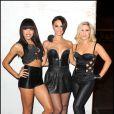 Les Sugababes lors de la soirée T4 Stars of 2009, le 29 novembre 2009.