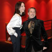 Regardez Antoine de Caunes retrouver Elsa Zylberstein et lui présenter... son nouvel amour !