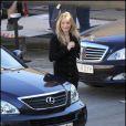 """""""Cameron Diaz sur le tournage de Knight & Day en Espagne le 30 novembre 2009"""""""